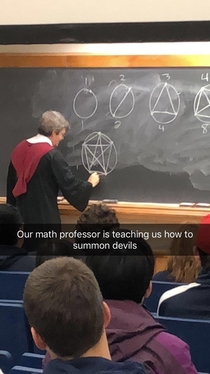 Tis the season to summon devils