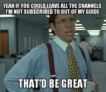 To all the cable companies out there
