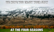 To all the visitors who will be coming to my beautiful home state of Colorado
