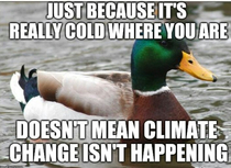 To any deniers out there