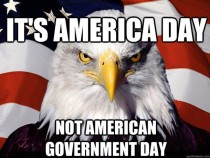 To clarify the our day to all of the foreigners of America