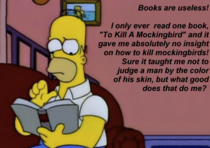 To Kill A Mockingbird - useful