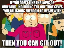 To Kim Davis and her supporters