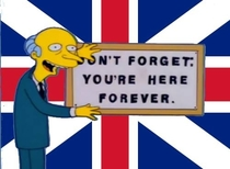 To Scotland exactly one year after they voted to stay in the UK