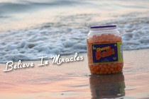 To the dude who put the Cheese Balls in the surf I made a slight alteration