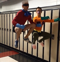 To the invisible boatmobile