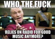 To the redditor that complained about morning talk radio in