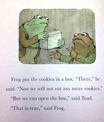 Toads are great at critical thinking