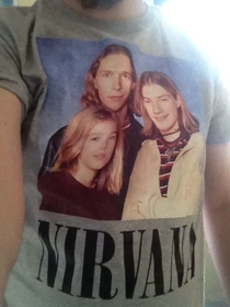 Today im repping my favourite band