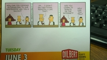 Todays Dilbert sums up Reddit pretty well