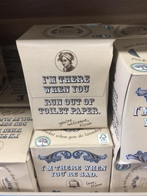 Trader Joes new tissue box is randomly hilarious