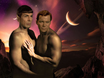 Tried to Google an image of a spork and I accidentally typed spirk Was not disappointed
