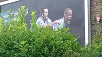 Unfortunate bush placement