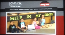 Unfortunate School Homepage