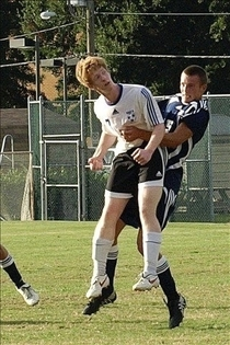 Unfortunate soccer photo becomes glorious hump day shot