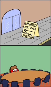 Unhated Nations Meeting