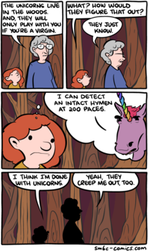 Unicorns and Virgins