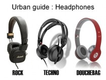 Urban Guide to Headphones