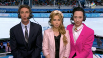 US Olympic skater Johnny Weir is a walking middle finger in Sochi An American hero