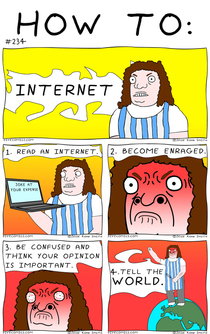Using The Internet