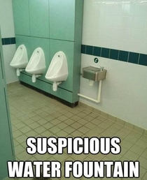 Very suspicious indeed