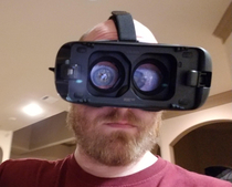 VR Goggles without the phone attached