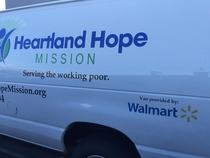 Walmart creates AND serves working poor