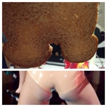 Was gonna make a sandwich when suddenlymiley cyrus ass appears not hungry anymore