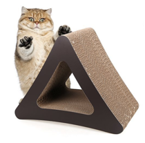 Was looking for a cat scratcher for my kittens when I came across this fella
