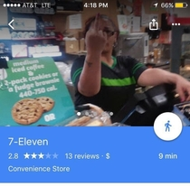Was searching for a -Eleven nearby in NYC