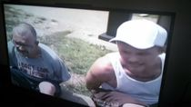 Watching COPS and these two were arrested for selling meth Thought they looked familiar