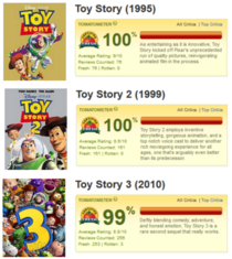 Way to drop the fucking ball Toy Story