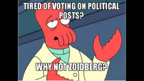We all should Zoidberg