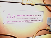 We do gas analysis What shall we call our company