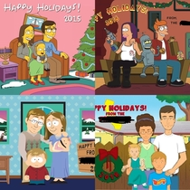 We get animated for the holidays too much text for rpics apparently