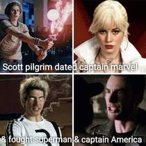 We need Scott Pilgrim to defeat Thanos
