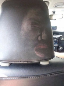 Wear your seatbelt And less make up
