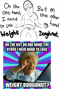 Weight Doughnut