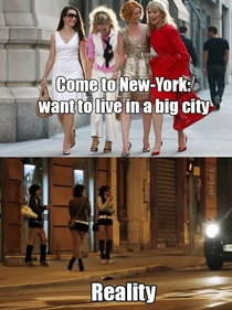 Welcome to New-York City