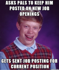 Welcome to unemployment