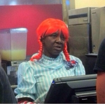 Welcome to Wendys the fuck you want