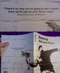 Well played Banksy