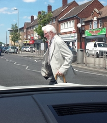 Weve found the Colonel hes alive and well