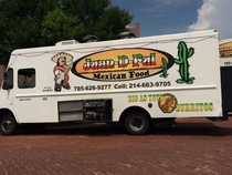 What a wonderful name for a Mexican food truck