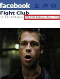 What happened to the first two rules of Fight Club