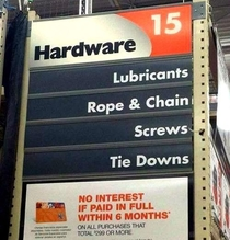 What happens in aisle  stays in aisle