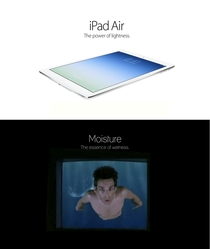 What I think of the new iPad Air slogan