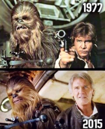 What kind of conditioner has Chewie found