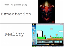 What PC gamers play