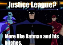 What the Justice League is really made up of
